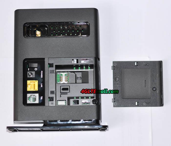 Huawei E5172 back cover