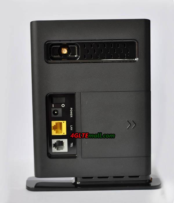 Huawei E5172 LAN port