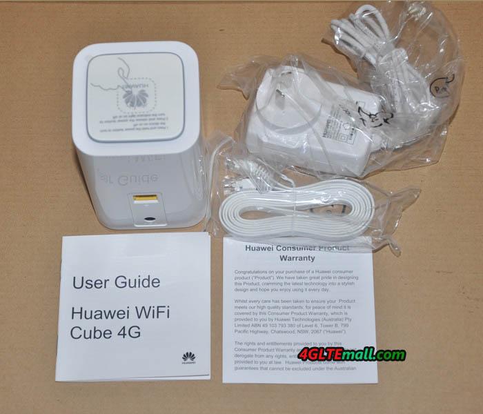 Huawei E5180s-610 4G WiFi Cube