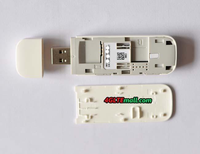 Huawei EC3372-871 SIM card slot