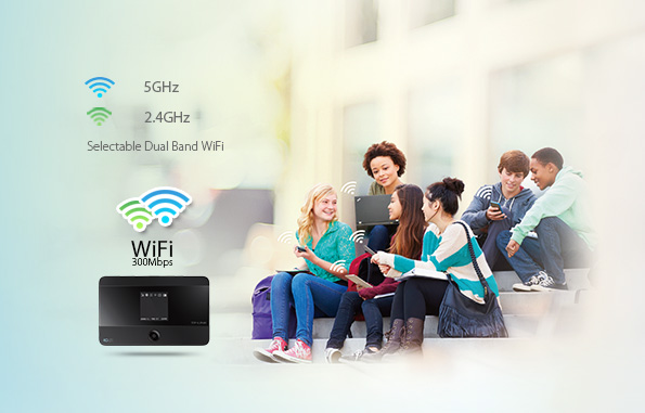 TP-Link M7350 WiFi