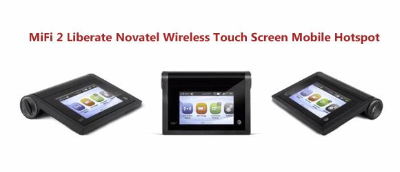 MIFI 2 Liberate Novatel Wireless