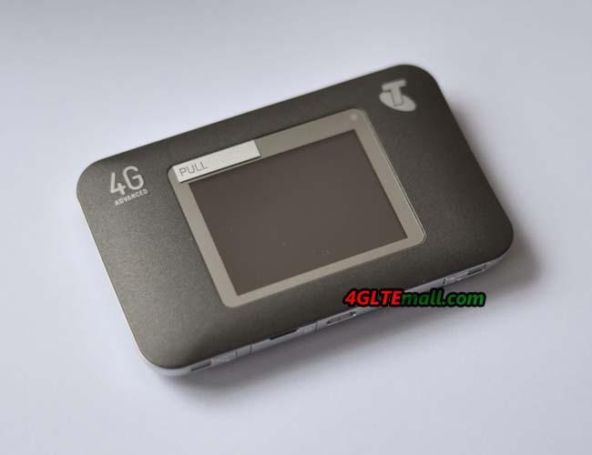 Netgear 782s Aircard screen