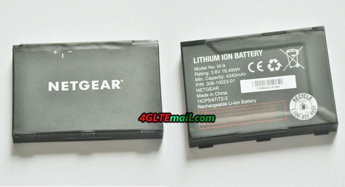 Aircard 815s battery