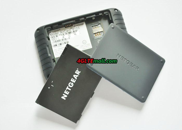 Netgear Aircard 815s