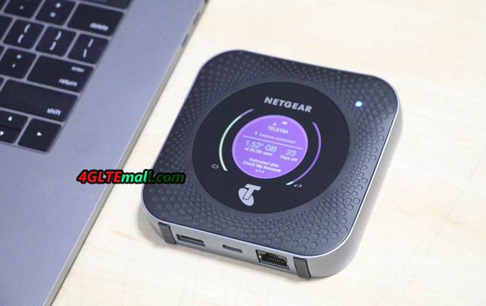 Netgear Nighthawk M1 MR1100 4GX Gigabit LTE Mobile Router
