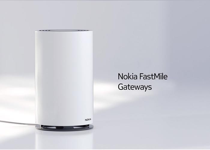 Nokia FastMile 5G Home Gateway