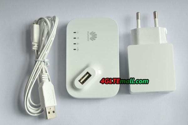 Power adapter and USB Cable