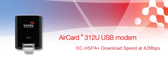 sierra wireless 312u wireless aircard