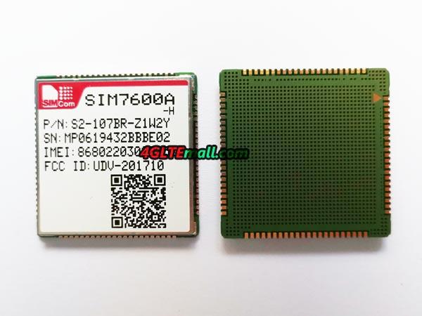 SIMCOM SIM7600A-H LCC module