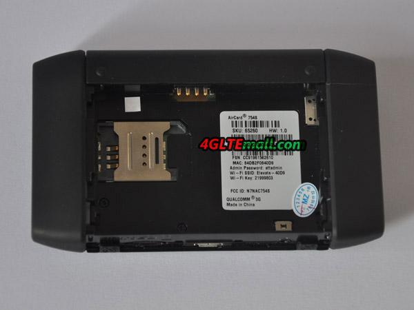 sierra 754s sim card slot