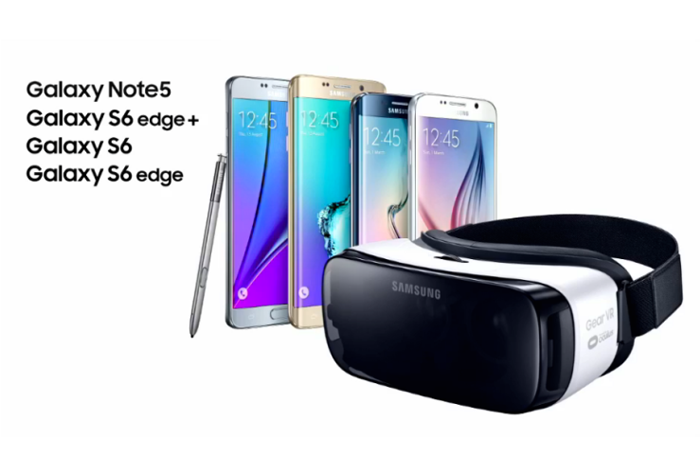 Samsung Gear VR compatible phones