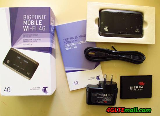 Telstra 760S 4G LTE Mobile Hotspot /Bigpond Mobile WiFi 4G