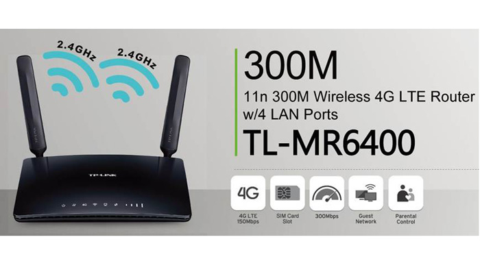 how to set up a new router tp link