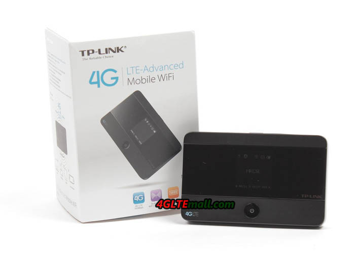 b9934b55e8a TP-Link M7350 4G Mobile WiFi Hotspot | Unlocked TP-Link M7350 WiFi ...