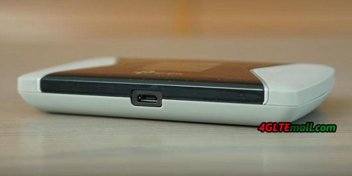 TP-link M7650 USB Port