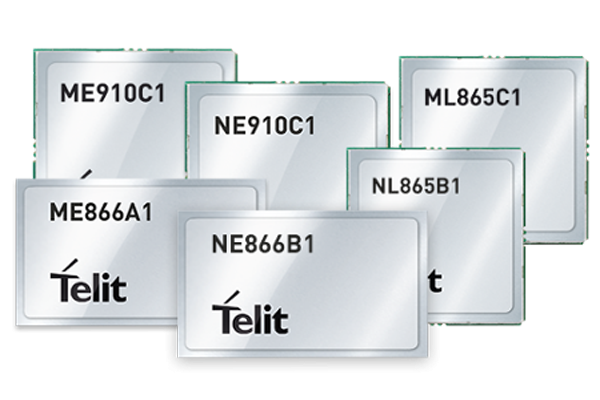 Telit LTE Cat-M and NB-IoT modules