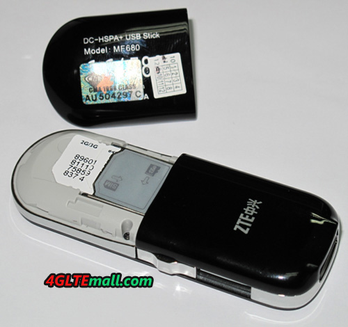 ZTE MF680 Dual-cell 3G USB Surfstick