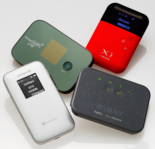 ULTRA WiFi 4G SoftBank 102z LTE Mobile Hotspot