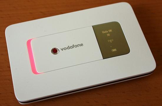 Vodafone Huawei R201 3G Mobiles UMTS WLAN MiFi Hotspot