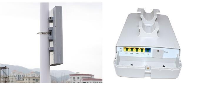 ZOOM T3200-D22 Outdoor LTE CPE