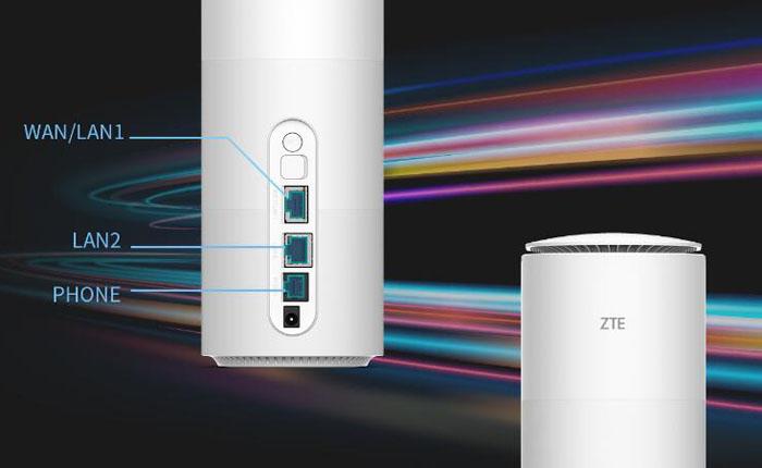 ZTE MC801 5G Router