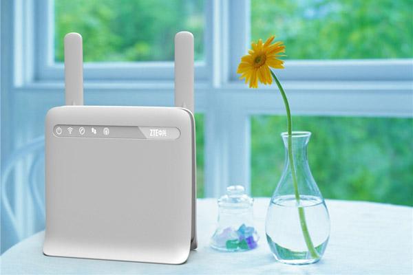 ZTE MF25D 4G LTE Router