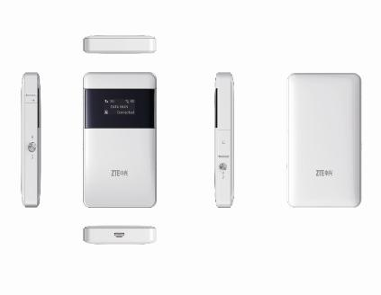 ZTE MF63 3G Mini router