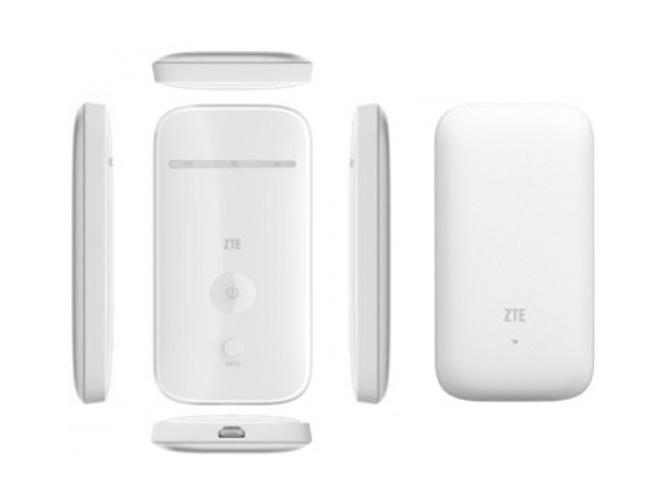 ZTE MF65 3G Mobile Router each part