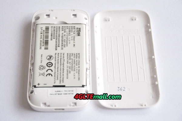 ZTE MF65 Back cover