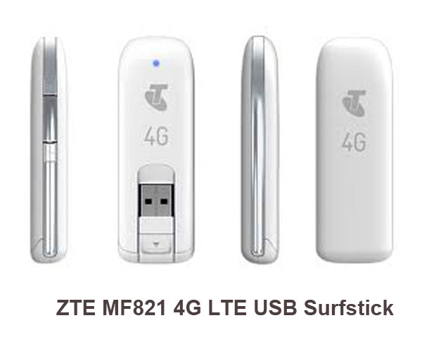 remained zte hs usb device after long