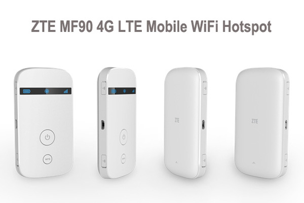 ZTE MF90 uFi 4G LTE Mobile Router parts