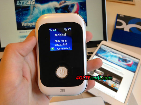 ZTE MF91D 4G Mini Router Hotspot