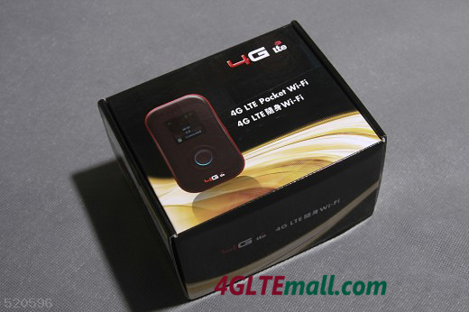 ZTE MF91 LTE WIFI
