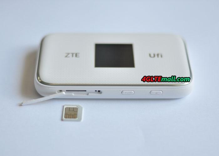 ZTE MF970 SIM card size