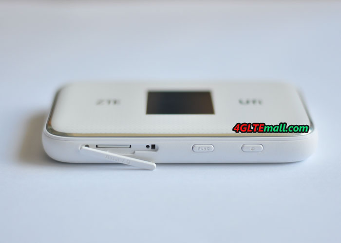 ZTE MF970 SIM card slot