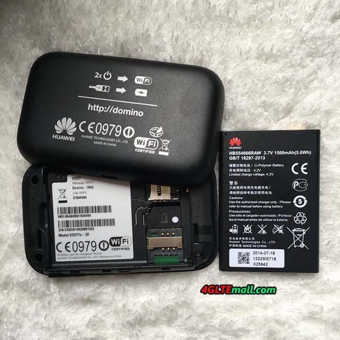 Huawei E5577 4G LTE Cat4 Mobile Hotspot