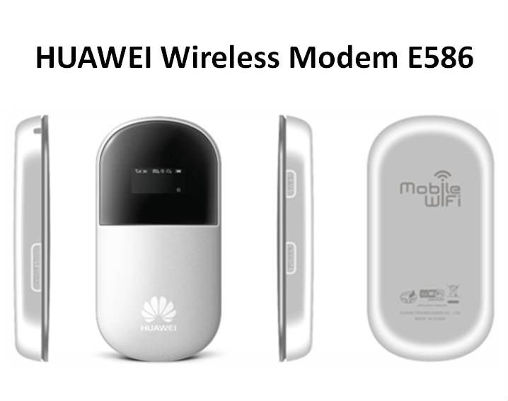 huawei E586 21MBPS MOBILE WIFI HOTSPOT