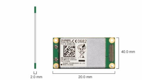 HUAWEI MU733 3G B2B Module