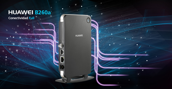 huawei b260a hsdpa hsupa wireless router