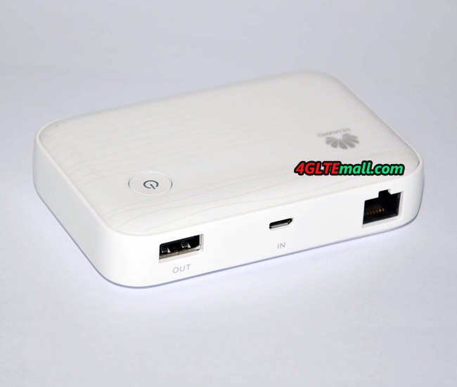 HUAWEI E5730S USB interface and Ethernet port