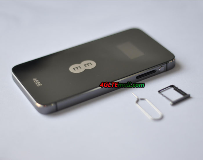 Huawei E5878 sim card slot
