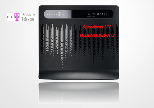 HUAWEI B390s-2 4g lte Router