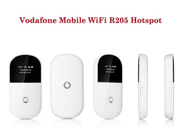 Vodafone R205 3G HSPA+ Mobile WiFi Hotspot