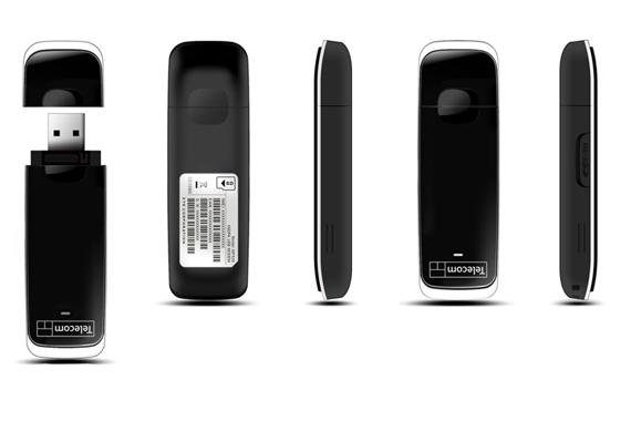 ZTE MF636 3G HSDPA USB STICK