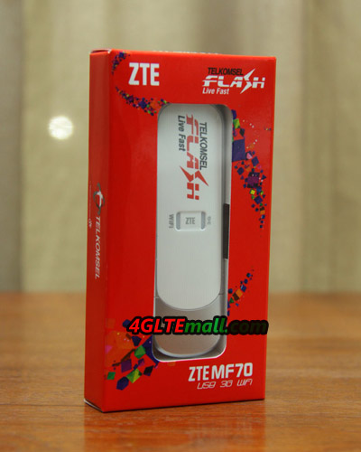 ZTE MF70 3G Mobile Wireless WiFi Modem Router